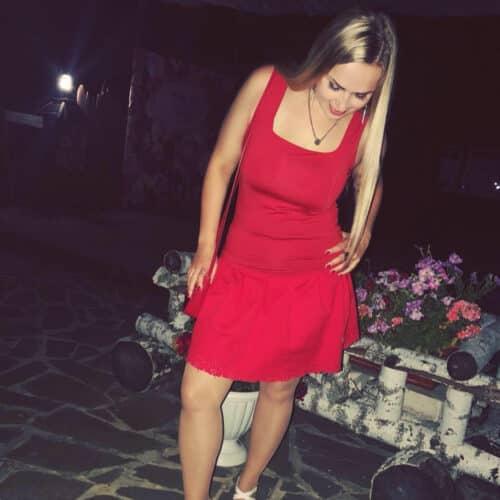 Ich bin ein zartes Mädchen, sei lieb zu mir