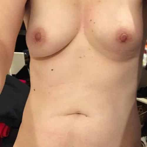 Gefallen dir meine Titten gut genug?